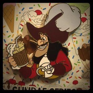 Disney PTD Captain Hook Limited Edition 300 Pin